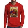 X-MEN : BAD MUTANT VS GOOD MUTANT Mens Hoodie