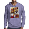 X-MEN : BEHIND THE BATTLE Mens Hoodie