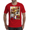 X-MEN : BEHIND THE BATTLE Mens T-Shirt