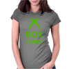 Xbox Legend Womens Fitted T-Shirt