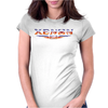 Xenon 2 Megablast Gaming Womens Fitted T-Shirt