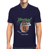 Xentrix Ghost Busters Thrash Metal Mens Polo