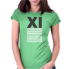 Xi Bred Womens Fitted T-Shirt