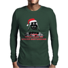 XMAS Darth Vader Mens Long Sleeve T-Shirt