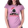 XMAS Darth Vader Womens Fitted T-Shirt