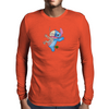 Xray Stitch Mens Long Sleeve T-Shirt