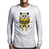 Yagura Panda Sense Avispa Mens Long Sleeve T-Shirt