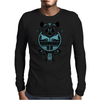 Yagura Panda sense Mens Long Sleeve T-Shirt