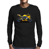 Yamaha R1 Mens Long Sleeve T-Shirt