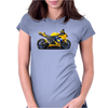 Yamaha R1 Womens Fitted T-Shirt