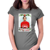 yan Gosling Christmas Womens Fitted T-Shirt