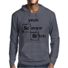 Yeah science bitch Mens Hoodie