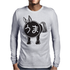Year of the Horse - 1990 Mens Long Sleeve T-Shirt