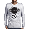 Year of the Monkey - 1968 Mens Long Sleeve T-Shirt