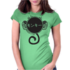 Year of the Monkey - 1968 Womens Fitted T-Shirt