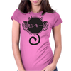 Year of the Monkey - 1980 Womens Fitted T-Shirt