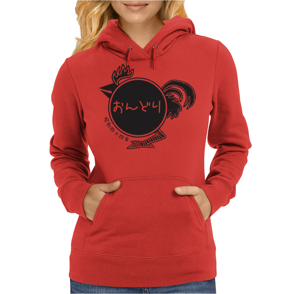 Year of the Rooster - 1969 Womens Hoodie