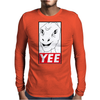 YEE Mens Long Sleeve T-Shirt