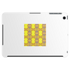 Yellow Abstract Design Tablet (horizontal)