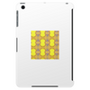Yellow Abstract Design Tablet (vertical)