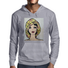 YELLOW HAT GIRL Mens Hoodie