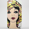 YELLOW HAT GIRL Phone Case