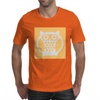 Yellow Owl Mens T-Shirt