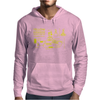 Yellow Submarine Blueprint Mens Hoodie