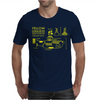 Yellow Submarine Blueprint Mens T-Shirt