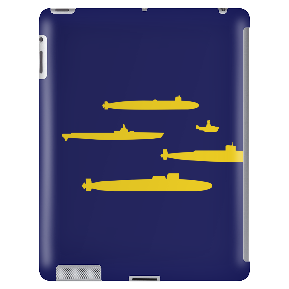 Yellow Submarines Tablet