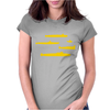 Yellow Submarines Womens Fitted T-Shirt
