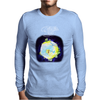 Yes Fragile Mens Long Sleeve T-Shirt