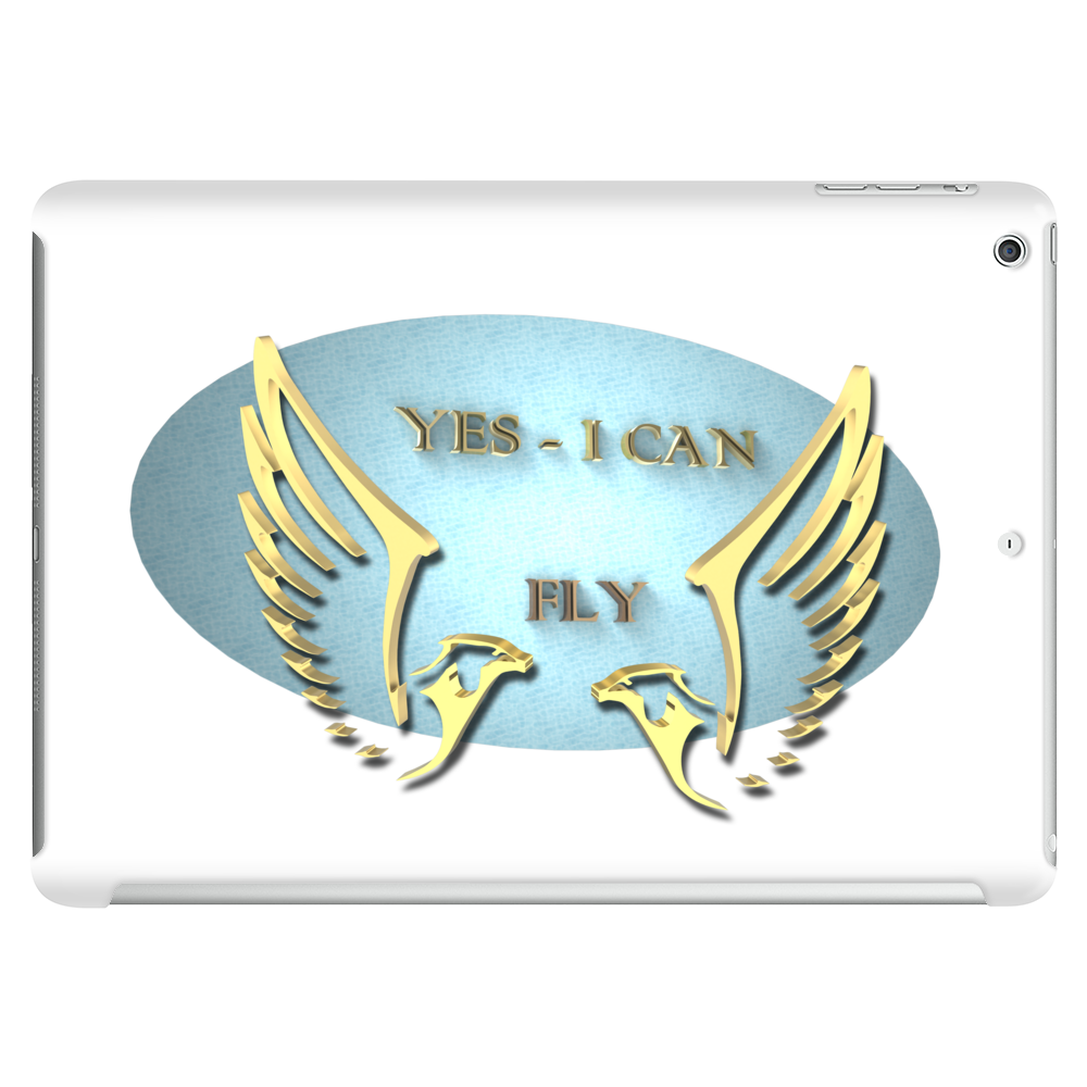 Yes - I can fly Tablet (horizontal)