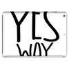YES WAY Tablet (horizontal)