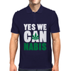 YES WE CAN nabis Mens Polo