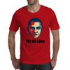 YES WE SCAN Mens T-Shirt