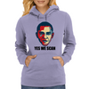 YES WE SCAN Womens Hoodie