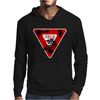 Yield the North Management Logo Mens Hoodie