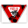 Yield the North Management Logo Tablet (horizontal)