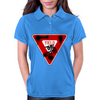 Yield the North Management Logo Womens Polo