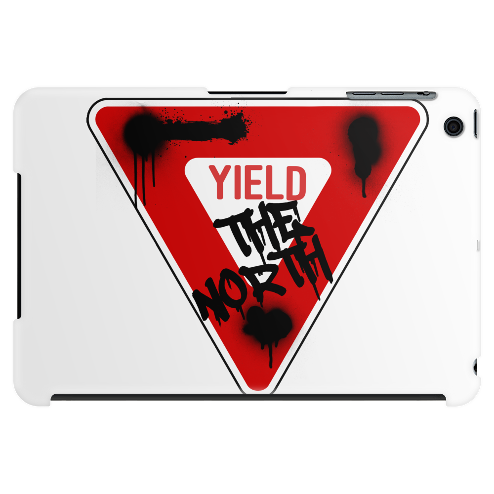 Yield the North Merchandise Tablet (horizontal)