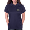 Yin-Yang Perfect Balance Tree Womens Polo