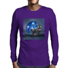 Yin & Yang universe Mens Long Sleeve T-Shirt