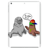 Yo mother foca! Tablet (vertical)