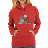 Yo mother foca! Womens Hoodie