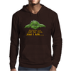 Yoda – Getting Old! Mens Hoodie