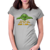 Yoda – Getting Old! Womens Fitted T-Shirt
