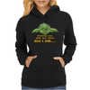 Yoda – Getting Old! Womens Hoodie