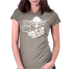 Yoda  Star Wars Funny Womens Fitted T-Shirt