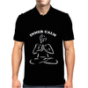 Yoga Inner Calm Mens Polo